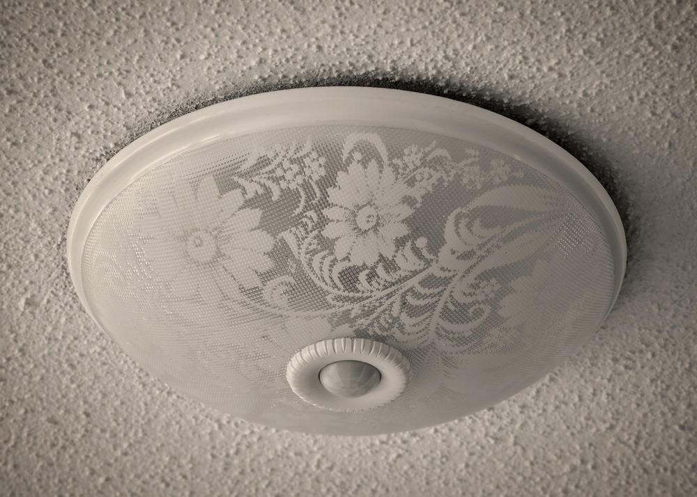 how to change bulb in flush mount ceiling light